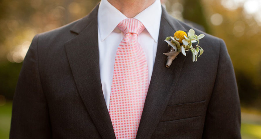 Solid Neckties for Your Office or Marriage Party